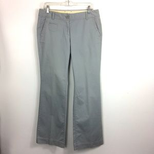 LOFT | 5 Pocket Cotton Khaki Twill Pants SZ 10